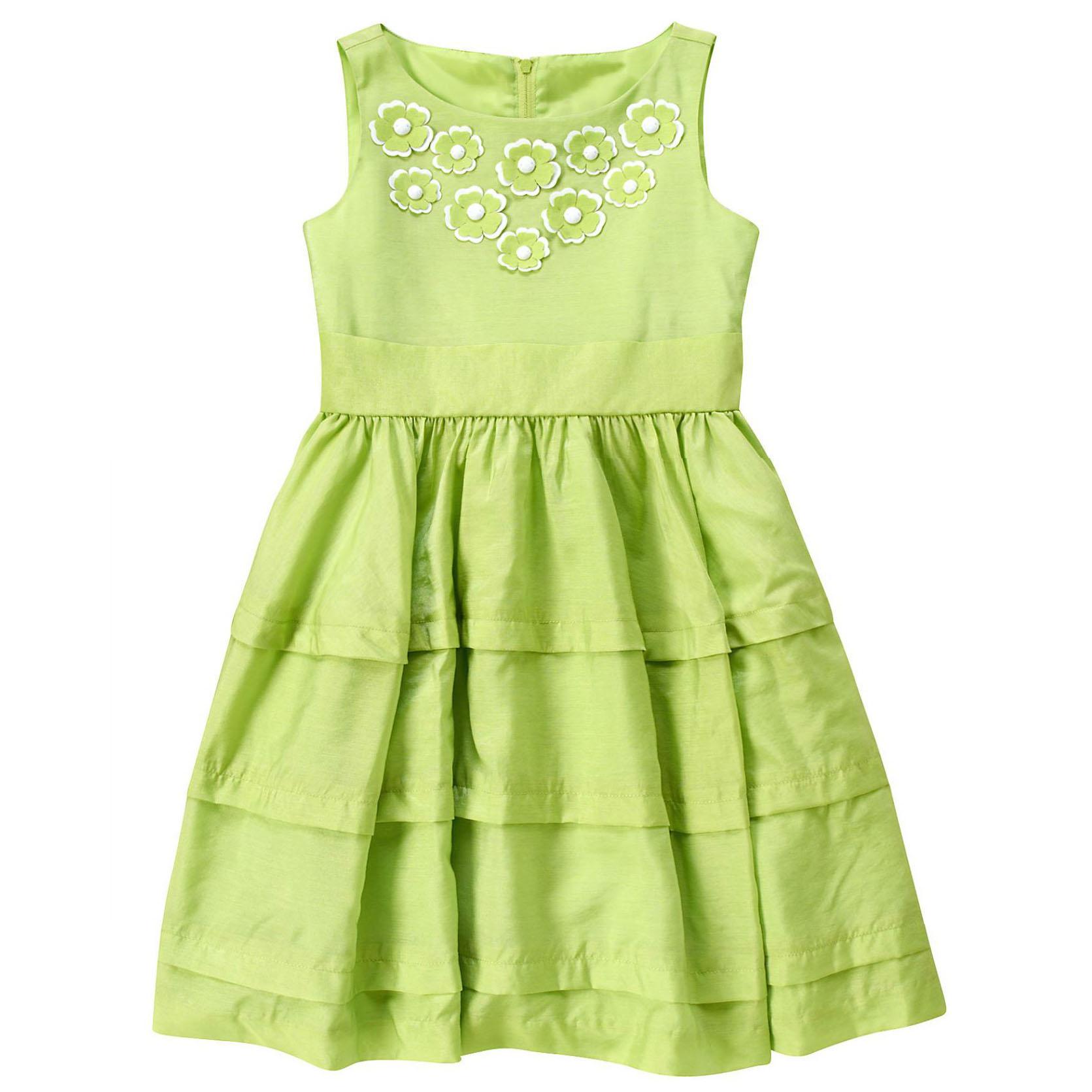 Летние платья для девочек 8-10 лет