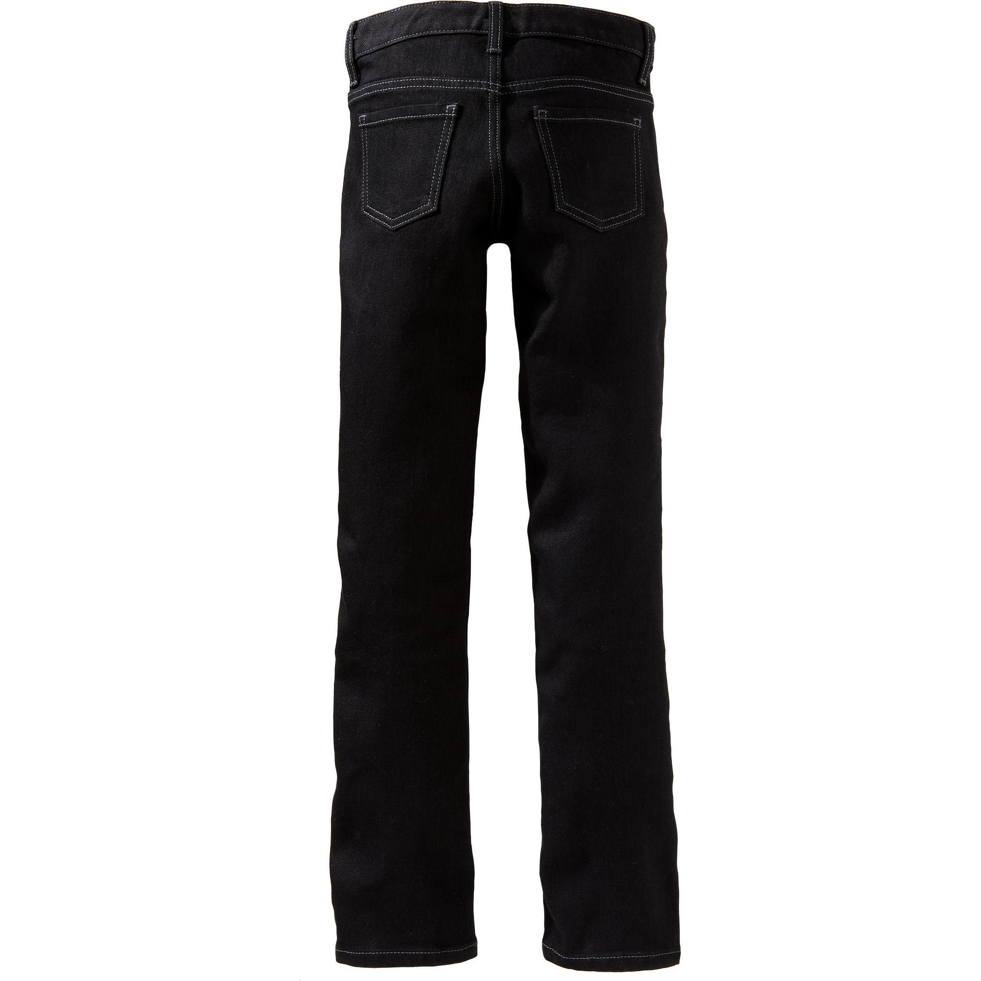 Джинси-скінні дитячі для дівчинки OLD NAVY (США) Girls Black Skinny Jeans  вік 5-6 років  b6f9a102c6e6f