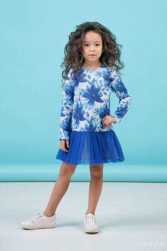 Плаття для дівчинки 38-8016-4 зріст 98-128 см 650f1ca14ba9b
